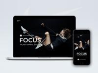 Nike Campaign - Focus