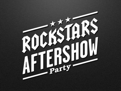 Online Marketing Rockstars Aftershow Party online marketing rockstars aftershow party hamburg cihan kileci typography logo branding