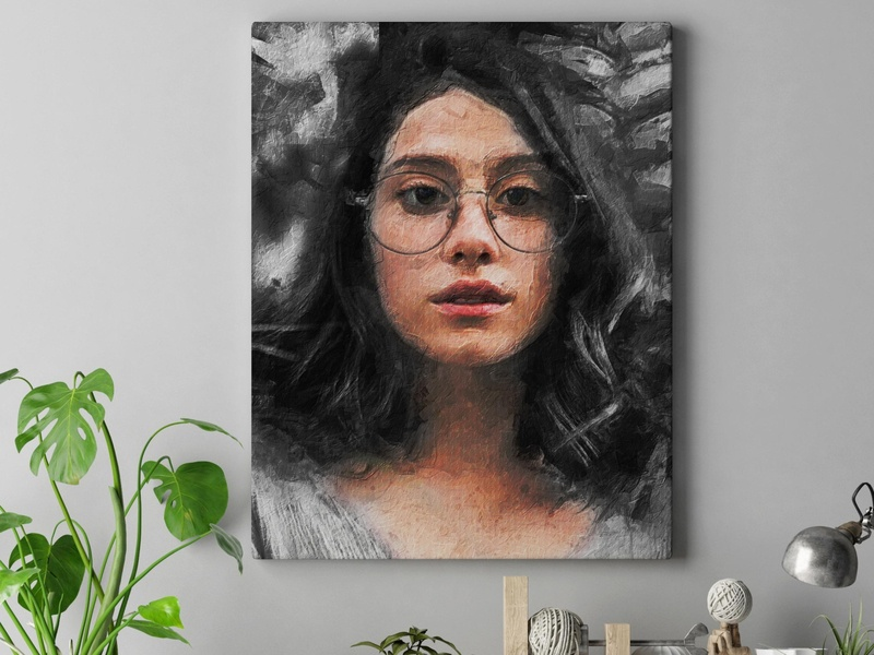 Artistic Digital Portrait Drawing. artwork digital illustration illustration digital illustration illustration art artistic drawingart art digital digital painting digital art digitalart portrait painting portrait art portrait