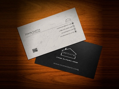 Classic Simple minimal Business Card PSD Template Free Download download template download free psd template photoshop minimal white black creative business cards modern business card unique business cards branding visiting card design classic corporate design business card design template business businesscard