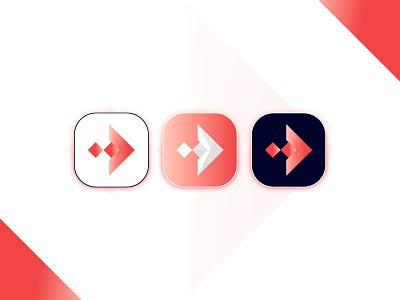Fish icon, Logo design, App icon web design print design modern logo design fish vector fish app icon fishing logo fish icon illustration business logo app logo minimalist logo abstract logo brand identity branding logo motion graphics 3d animation ui graphic design