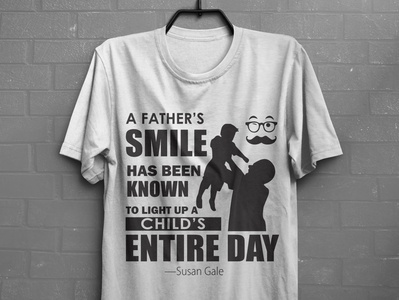 Fathers day t shirt design t shirt design idea free t shirt t shirt art typography illustration fathersday t shirt fathersday t shirt design t shirt