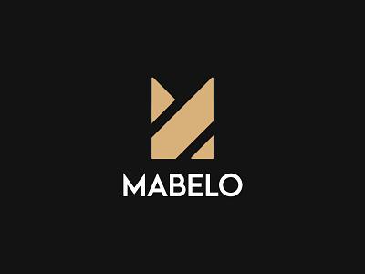 Mabelo- M Letter Logo app modern logo m logo m monogram typography illustration icon logo design fashion brand brand identity m letter logo brand design minimal branding