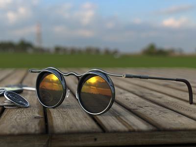 Ural Sunglasses concept design concept design 3d artist product design concept design 3dmodeling keyshot rhinoceros