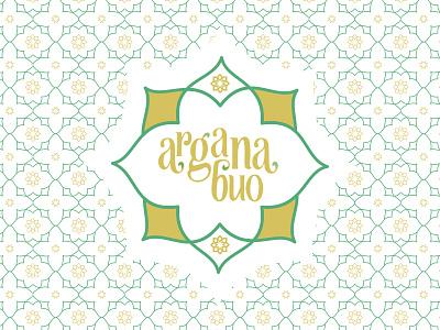 Organic Cosmetics Logo oriental branding identity symbol logo