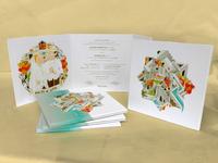 Mahacinta: Wedding Invitation