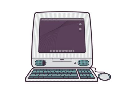 Classic iMac G3
