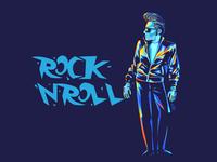 Rockabilly Character