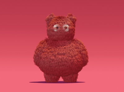 So fluffy