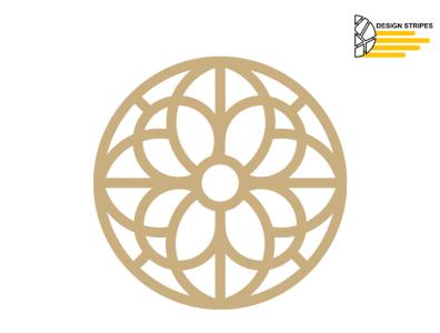 Circle Logo Design flat icon branding logo graphic design design