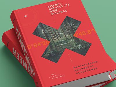 Area X  |  Book Cover print annihilation area x book cover book design graphicdesign
