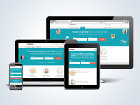 Famihero.com responsive design