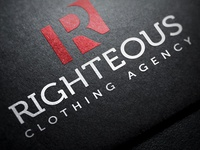 Righteous Clothing Agency: Logo
