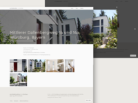 Architectural office website