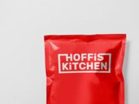 Logo Mock Up Hoffis KItchen