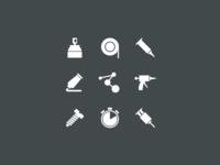 Gluetec Icons Throwback