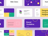 Branding Reelevant illustration pattern colors identity landng agency 3d animation brandig