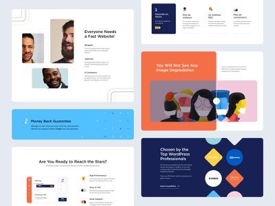 WP Rocket Desktop me agency identity branding desktop ux ui wordpress rocket wp