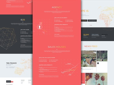 Home Page home agency me sphere planet blog square ui ux graph