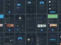 Flooz Screens