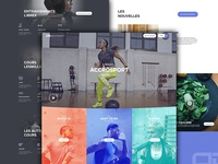 Home Page - Fitness Club