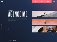 Agenceme Redesign