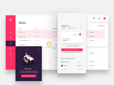 Dashboard Concept product illustration dashboard animation agency me ux ui