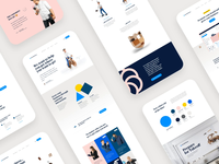 Marketing Pages - Sendinblue