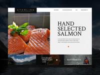 Steerling Website