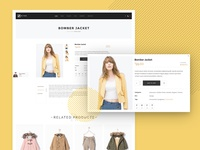 Details Page in eCommerce