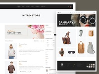 Category page in eCommerce website