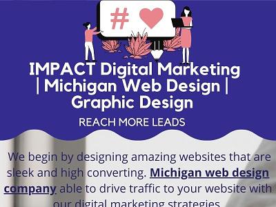 IMPACT Digital Marketing | Michigan Web Design | Graphic Design michigan web design company