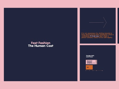 Retee Infographics pink blue information infographic simple minimalistic minimalism