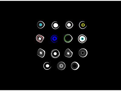 Snide Icon Wall music record label illustration design simple minimalist logo icon minimalism logo branding