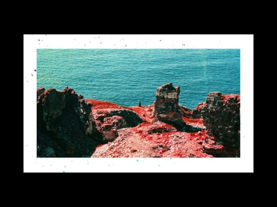 Monolith. image making image manipulation photoedit surreal art landscape trippy designs photography psychedelic