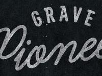 Grave Pioneer