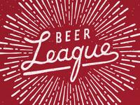 Beer League Logo