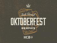 Oktoberfest Memphis Logo