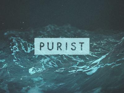 Purist water sml