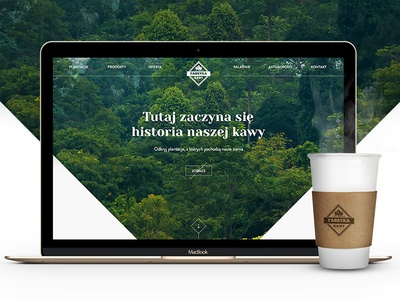Fabryka Kawy - Redesign Concept bag roaster redesign diamond beans plantation cafe coffee