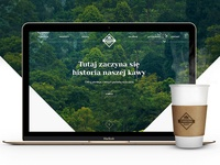 Fabryka Kawy - Redesign Concept