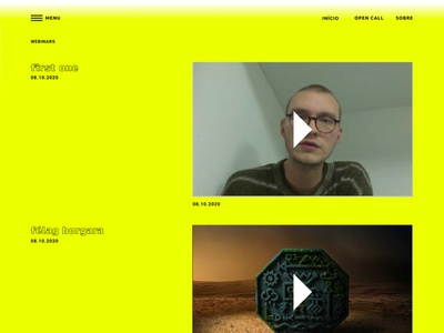 SUPERSONIC Webinars uxdesign uidesign ux