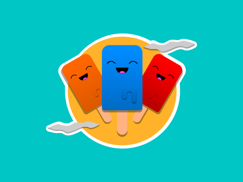 Summertime Popsicles icon