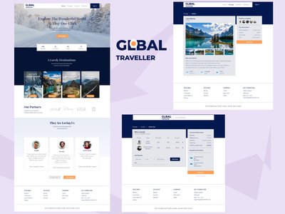 Web Travel web travel website travel travel agency travel website design website web design webdesign web uidesigns ui design uidesign ui design