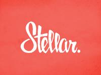 Stellar Round 2 Vector