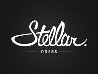 Stellar: Hand Drawn Vector Lettering