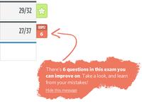 Exam mistakes