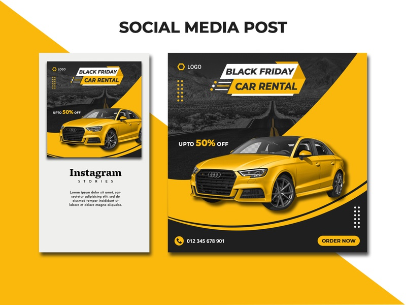 social media post design facebook ads instagram post design poster design banner design banner ads web banner poster banner logo illustration flyer design mockup branding print stationary photoshop corporate design