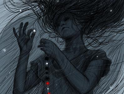 my days digital painting art illustration