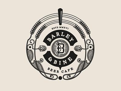 Barley&Bine Beer Cafe hops bine beer